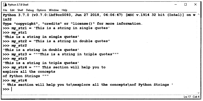 Python Programming – String chapter 6 img 1
