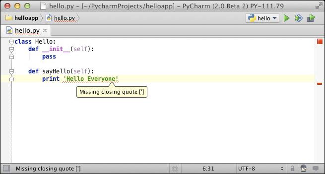 PyCharm by JetBrains