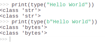 Example 7. Strings in Python 3.